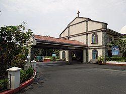 0221jfCamp Aguinaldo Ignatius Cathedral Arturo Enrile AFP Museum Quezon Cityfvf 09.jpg