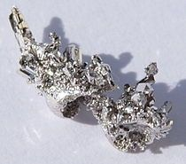 Image: Palladium crystals