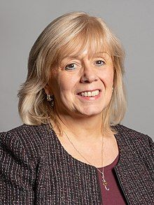 Official portrait of Mary Glindon MP crop 2.jpg