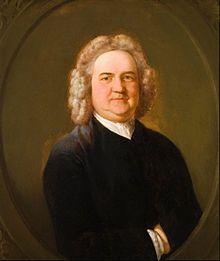 Portrait of Thomas Chubb, by Thomas Gainsborough