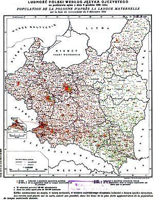 GUS languages 1931