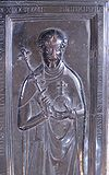 Grabplatte Rudolf von Rheinfelden Detail.JPG