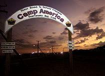 Camp America gate - Guantanamo.jpg