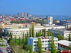 Panorama Novovg Sada sa zgrade Radničkog Univerziteta - panoramio.jpg