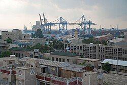 Port Sudan Harbor