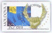 Stamp of Moldova md015st.jpg