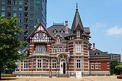 140721 Kitakyushu International Commemorative Library Kitakyushu Japan01bs.jpg