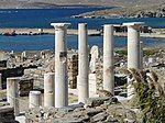 House of Cleopatra, Delos.jpg