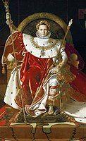 Ingres, Napoleon on his Imperial throne.jpg