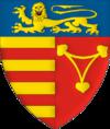 锡比乌县的徽章