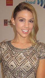 Photo of Kate Mansi in 2014.
