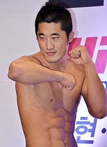 Kim Dong-Hyun (fighter) from acrofan.jpg