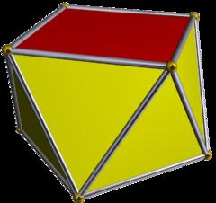 四角反棱柱