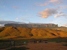 Mt Roraima in Venezuela 001.JPG