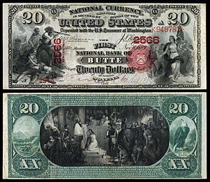 $20 National Bank Note