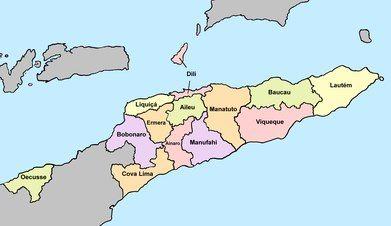 2015 East Timor, administrative divisions - de - colour.tif
