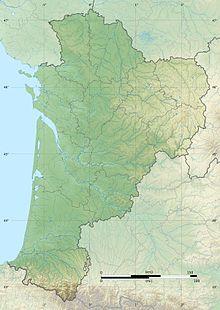 Castillon-la-Bataille is located in Nouvelle-Aquitaine