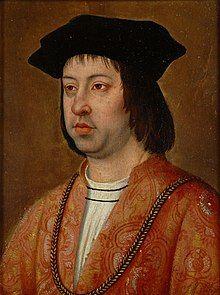 Painting of King Ferdinand