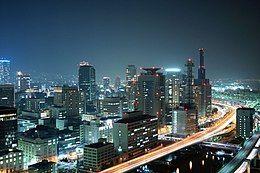 Night view from Hotel Okura Kobe 31F 20140225.jpg