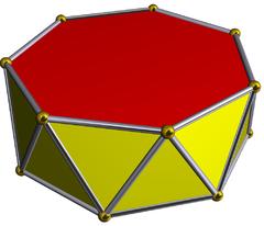 七角反棱柱