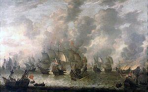 Beerstraaten, Battle of Scheveningen.jpg