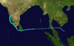 Cyclone 10B 1992 track.png