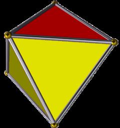 三角反棱柱