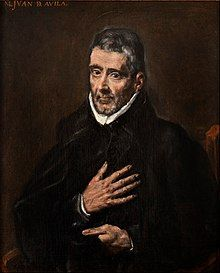 Attributed to el Greco - Portrait of Juan de Ávila - Google Art Project.jpg