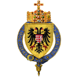 Coat of Arms of Sigismund, Holy Roman Emperor.png