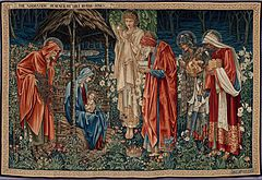 Edward Burne-Jones - The Adoration of the Magi - Google Art Project.jpg