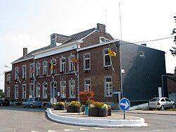勒米库尔市镇中心