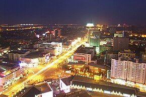 South of hanzhong at night.jpg
