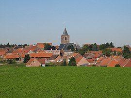 A general view of Boeschepe