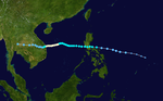 Flossie 1972 track.png