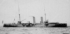 须磨号防护巡洋舰