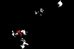 Location within Riau Islands