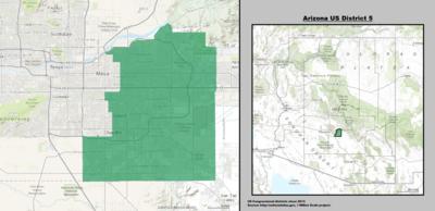 Arizona US Congressional District 5 (since 2013).tif