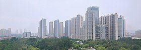 Skyline of Tangshan 2019.jpg