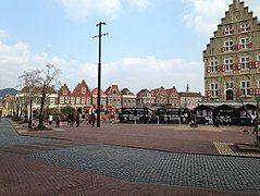 Square Amsterdam in Huis Ten Bosch 20140118.JPG