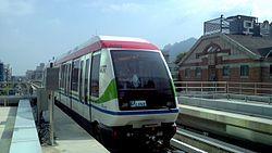 议政府轻电铁,一条市内的轻电铁线路