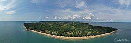 Baie du cap, l'estuaire de Libreville au Gabon.jpg