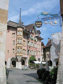 Old Town of Biel