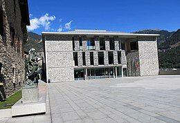 安道尔新总委员会(英语:New Parliament of Andorra)