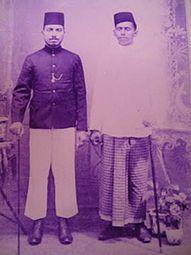 Kapten Arab of Borneo