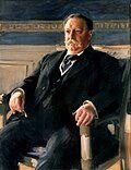 威廉·霍华德·塔夫脱,第二十七任美国总统。