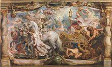El triunfo de la Iglesia, de Rubens.jpg
