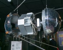 Sputnik's internal components