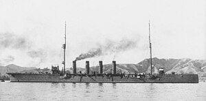 矢矧号防护巡洋舰