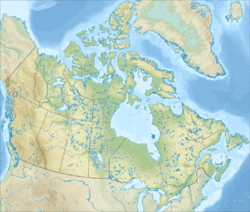 Manicouagan Reservoir is located in Canada