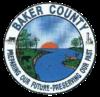 佛罗里达州贝克县县徽